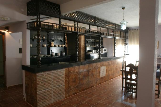 Las tres rosas entrada del parque nacional de caba eros - Barra bar salon ...
